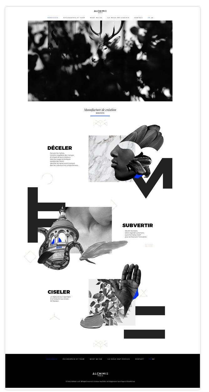 Home Page Alchimie Paris