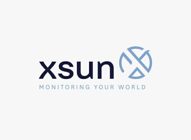 XSUN | création logo