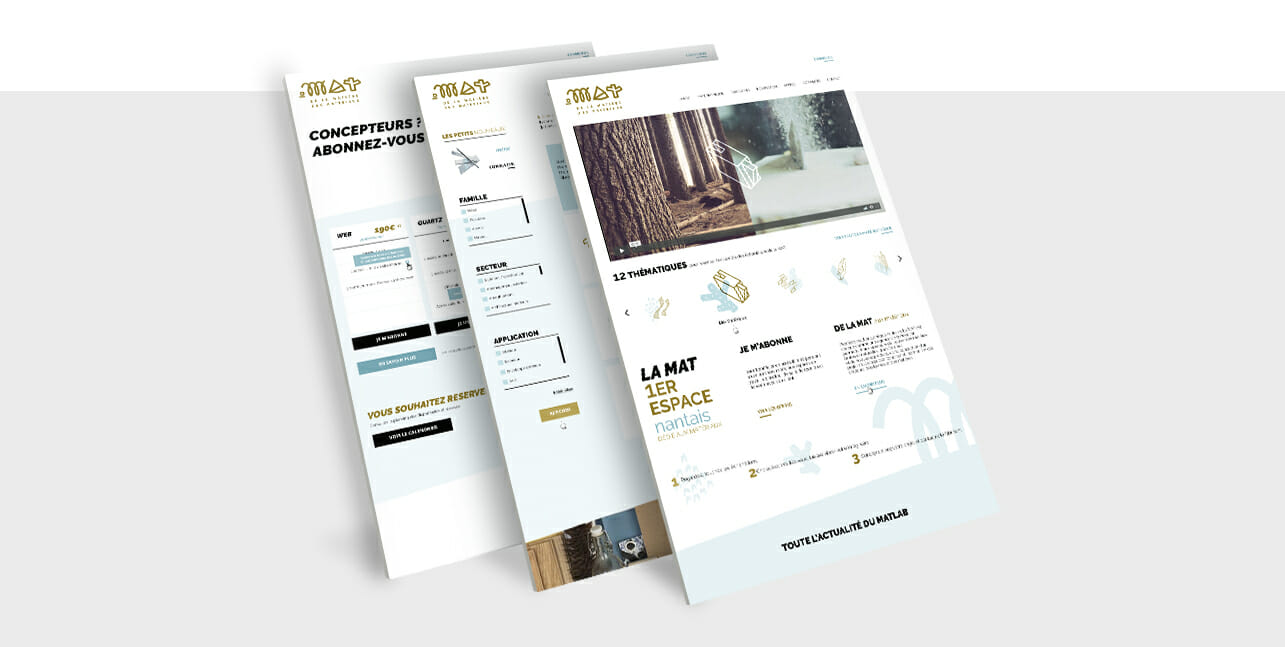 webdesign la Mat