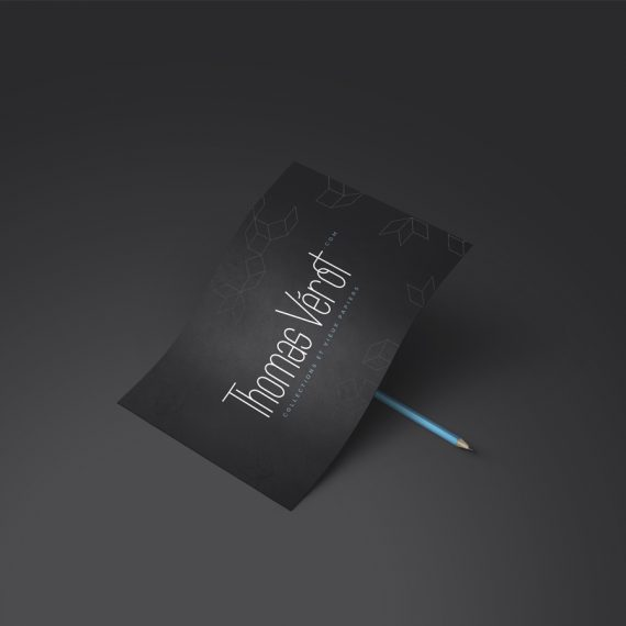 Thomas Verot - Typographie