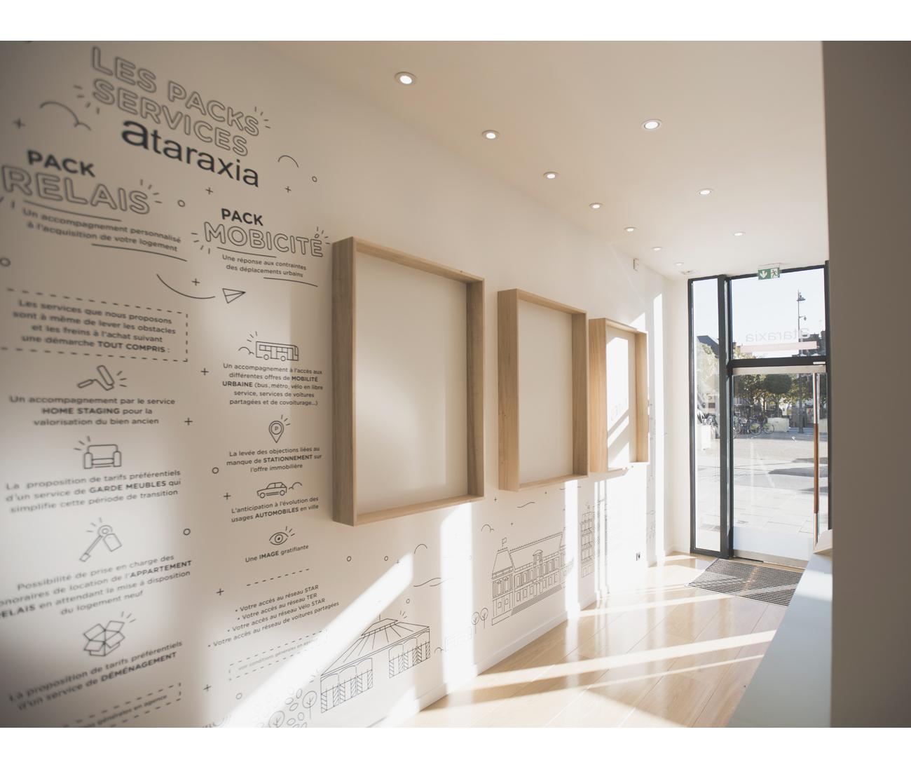 Ataraxia design d'espace