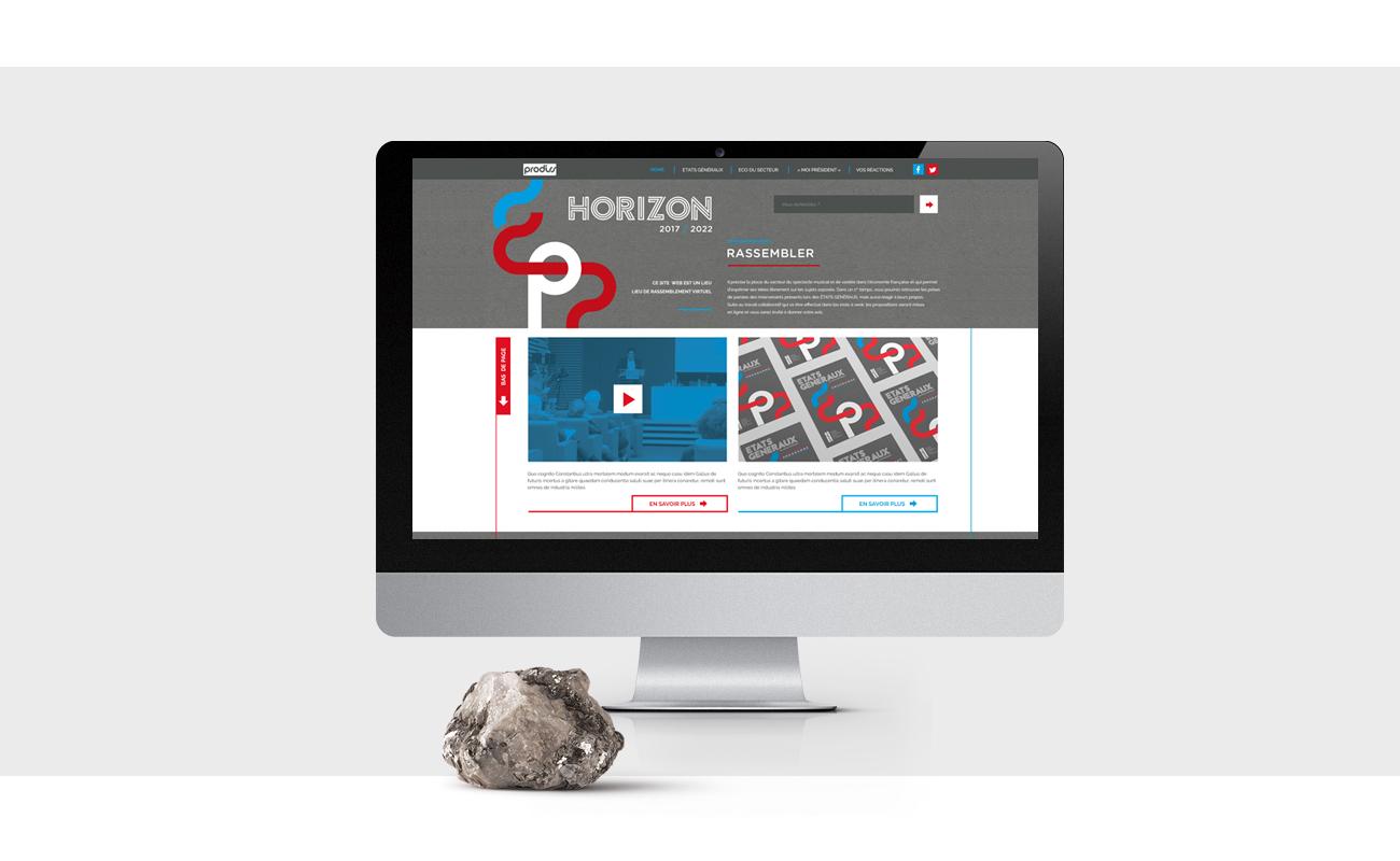 Horizon 2017 - Home Page