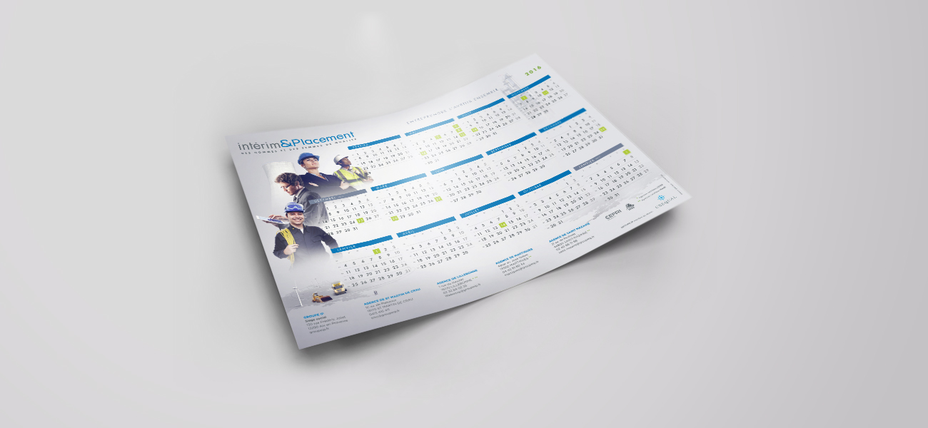 Groupe IP Calendrier