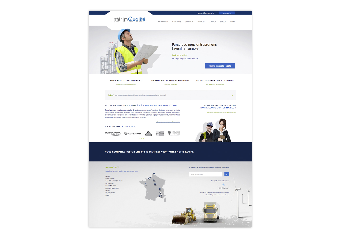 Groupe IP Webdesign